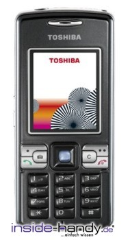 Toshiba TS705 Datenblatt - Foto des Toshiba TS705