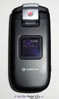 Toshiba TS921 - draufsicht
