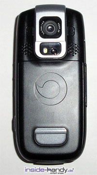 Toshiba TS921 - Kamera