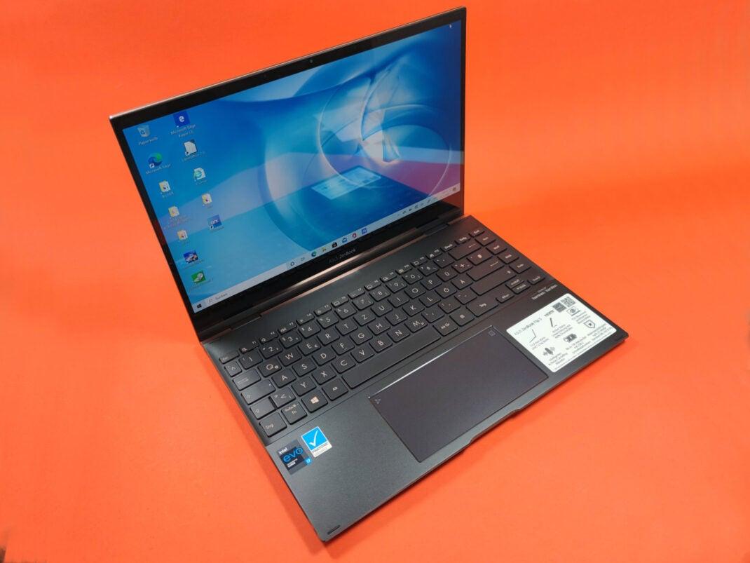 Touchpad des Asus Zenbook Flip S