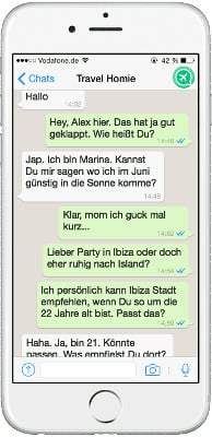 Whatsapp In Allen Lebenslagen Inside Handy