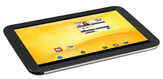 Trekstor Volks-Tablet mit Bild-App