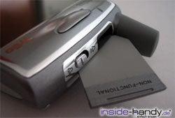 Treo 650 - Memory Stick