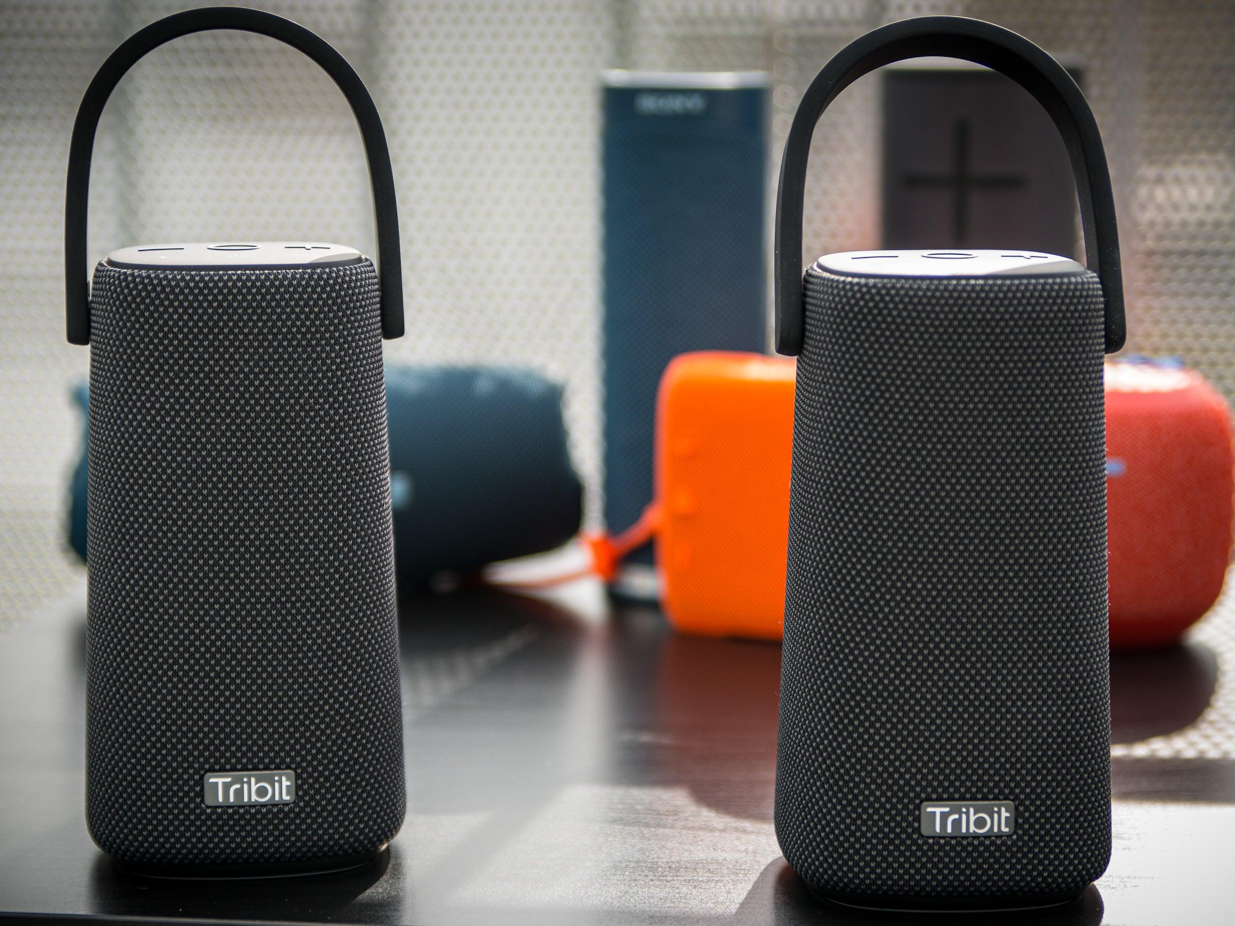 Im Duo liefern die Bluetooth-Lautsprecher einen tollen Stereo-Klang