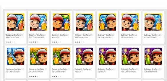 Trojaner Porn Clicker im Google Play Store