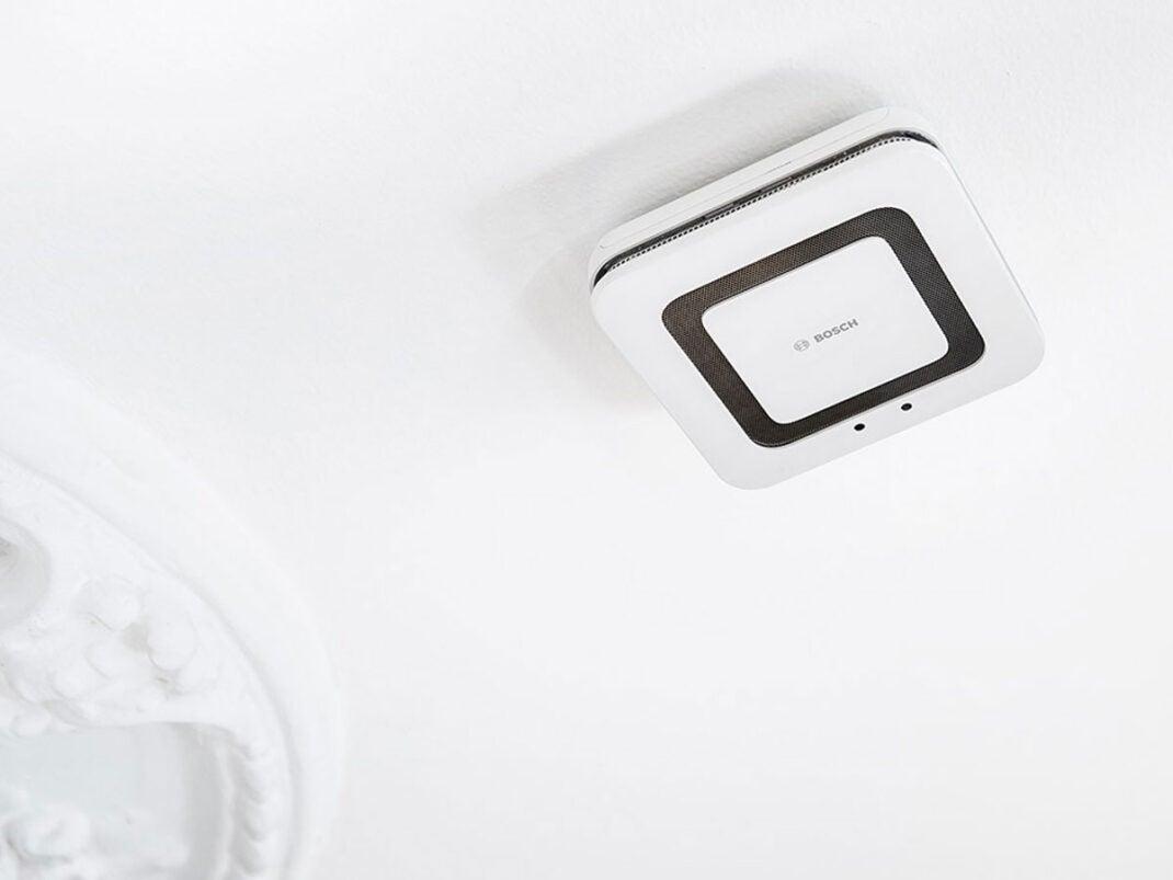 Twinguard Rauchwarnmelder von Bosch Smart Home