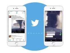 Twitter integriert Periscope-Links in die Twitter-Timelines