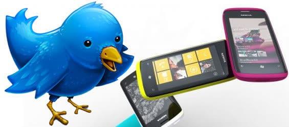 Twitter Microsoft Nokia Windows Phone