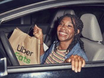 Uber Eats startet in Deutschland