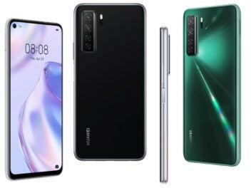 Huawei P40 Lite 5G in allen Farben