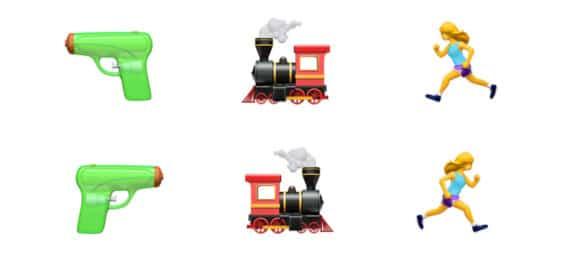 Jetzt drehen sie durch: Emojis können bald ihre Richtung ändern