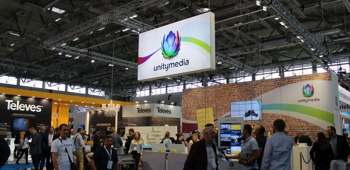 Unitymedia auf der Anga Com