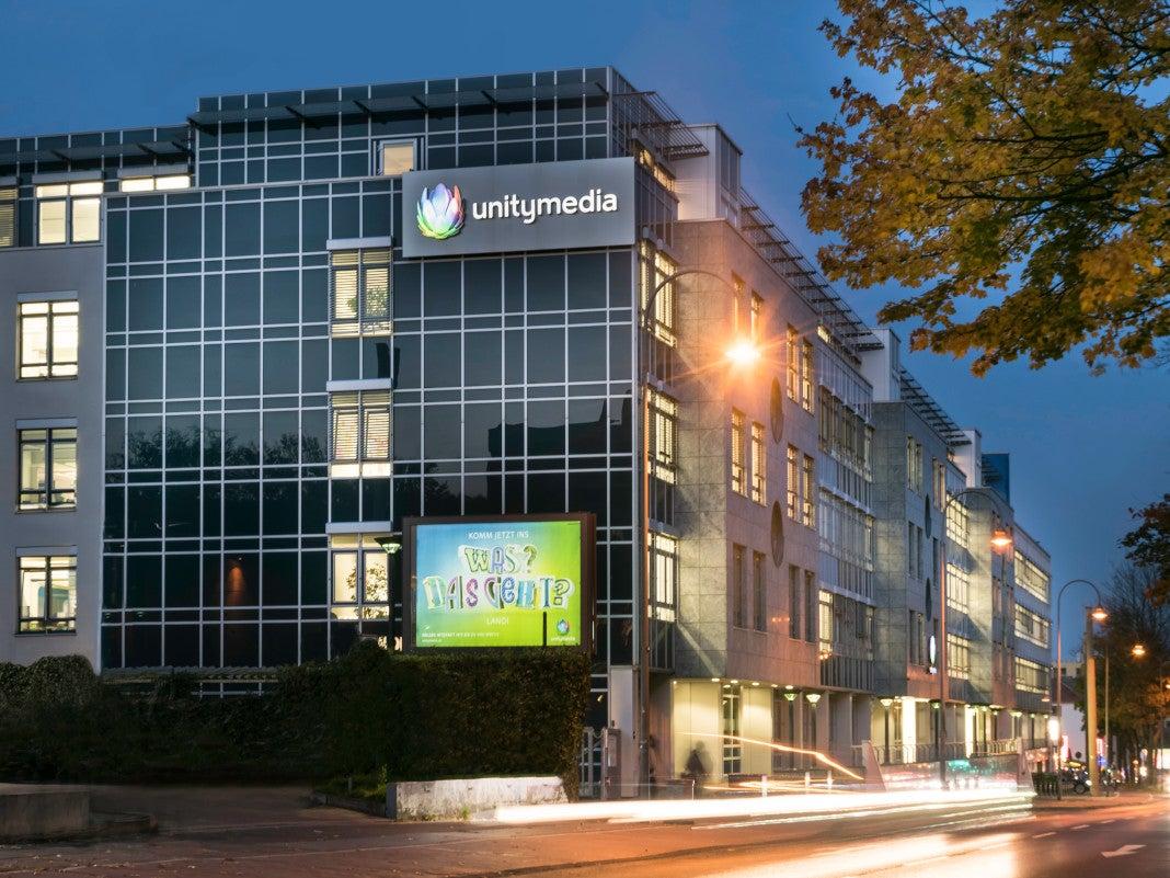 Unitymedia Zentrale in Köln