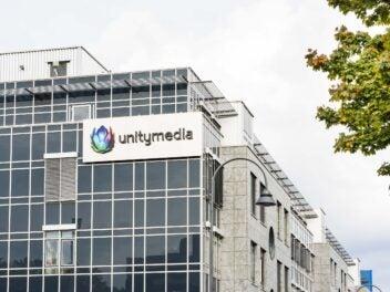 Zentrale von Unitymedia