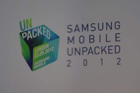 Unpacked-Event 2012