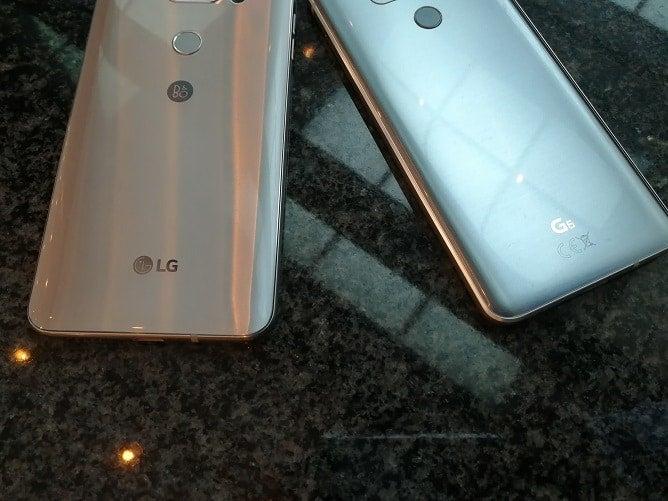 V30 vs G6