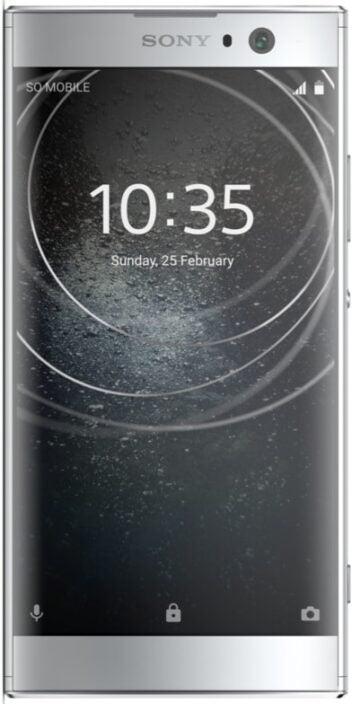 Vergleich Sony Xperia XA2