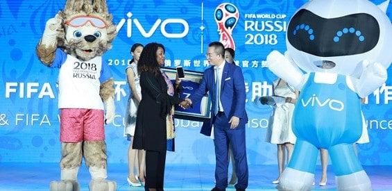 Vivo wird FIFA-Sponsor bis 2022