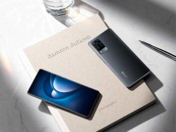 Vivo X60 Pro 5G Vorderseite und Rückseite