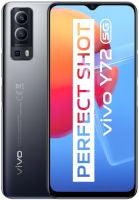 Vivo Y72 5G Front und Rückseite