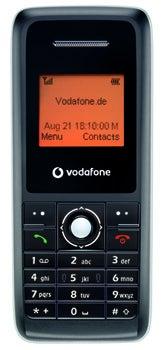 Vodafone 125 Datenblatt - Foto des Vodafone 125