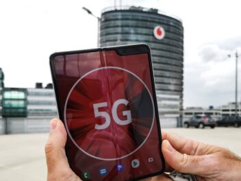 Vodafone 5G mit dem Samsung Galaxy Fold