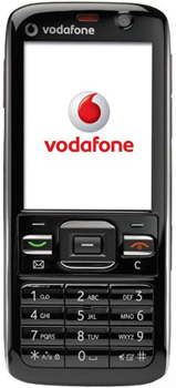 Vodafone 725 Datenblatt - Foto des Vodafone 725