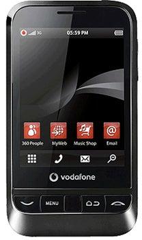 Vodafone 845 Datenblatt - Foto des Vodafone 845