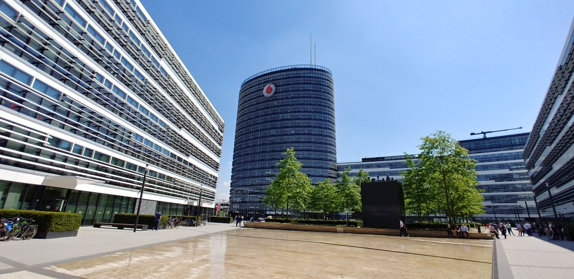 Vodafone Campus in Düsseldorf
