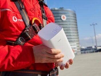 Vodafone Gigacube 5G