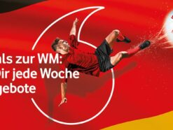 Vodafone GigaGoals WM Aktion
