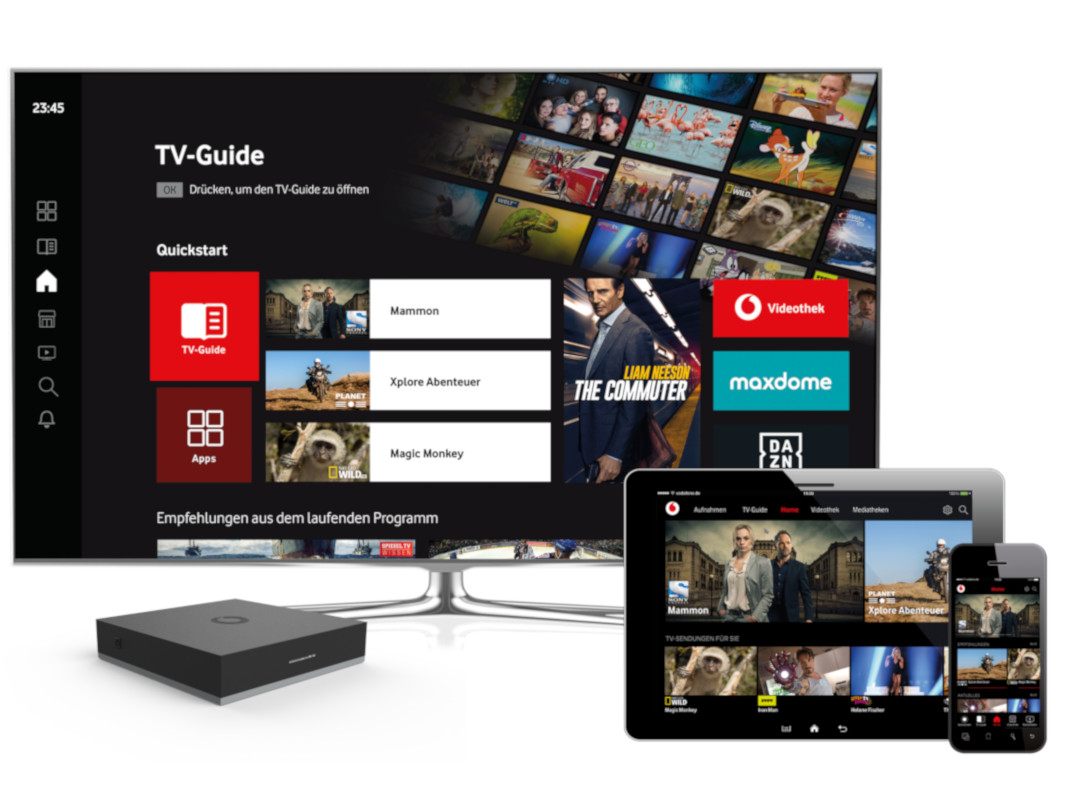 Vodafone GigaTV Net