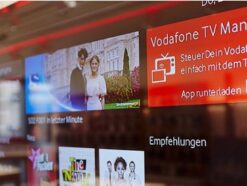 Vodafone TV Manager