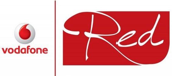 Vodafone Red-Logo