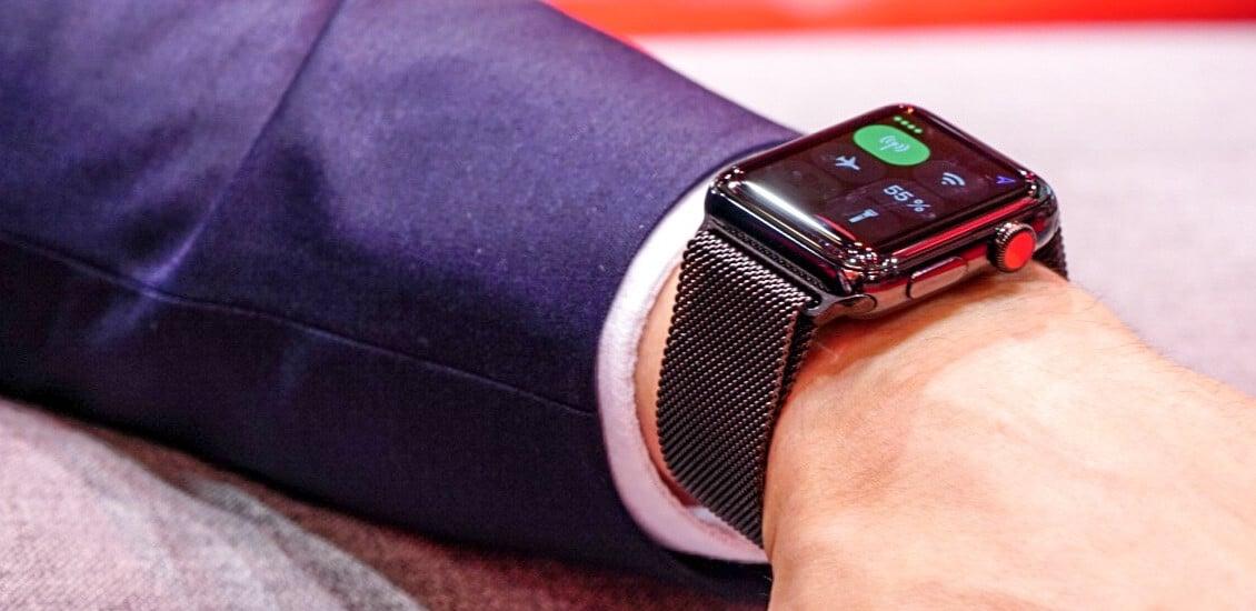 Vodafone Red+ MultiSIM und Apple Watch