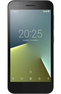Vodafone Smart E8 Datenblatt - Foto des Vodafone Smart E8
