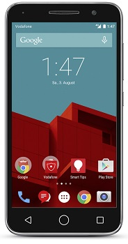 Vodafone Smart Prime 6 Datenblatt - Foto des Vodafone Smart Prime 6
