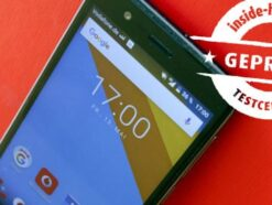 Vodafone Smart prime 7 im Test