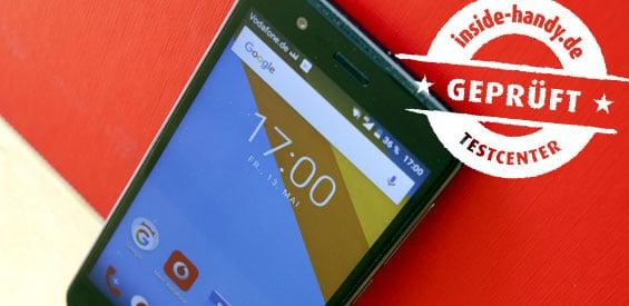 Vodafone Smart prime 7 im Test