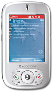 Vodafone VPA compact S Datenblatt - Foto des Vodafone VPA compact S