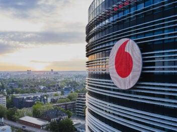 Vodafone Zentrale in Düsseldorf