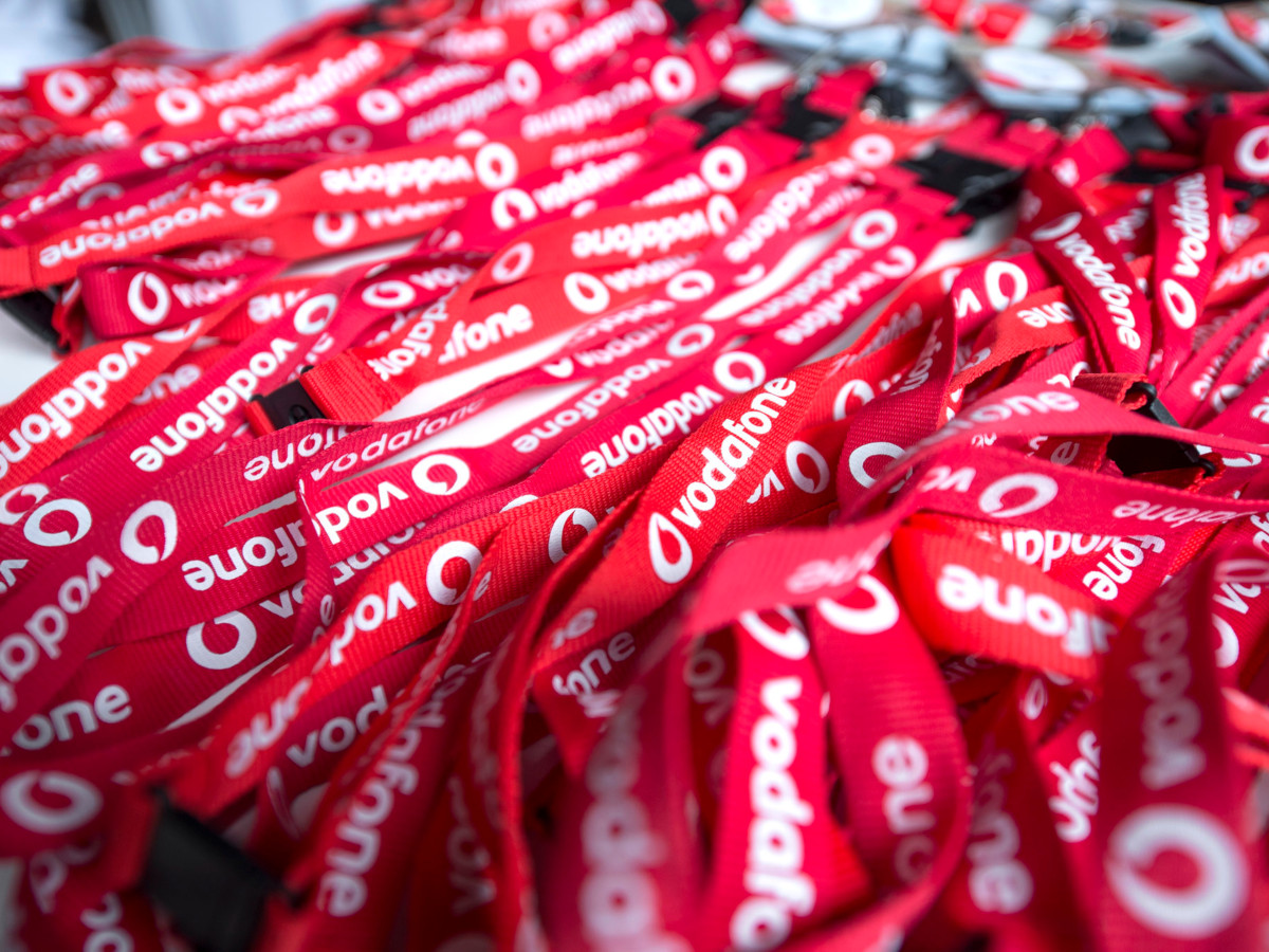 Symbolbild Vodafone