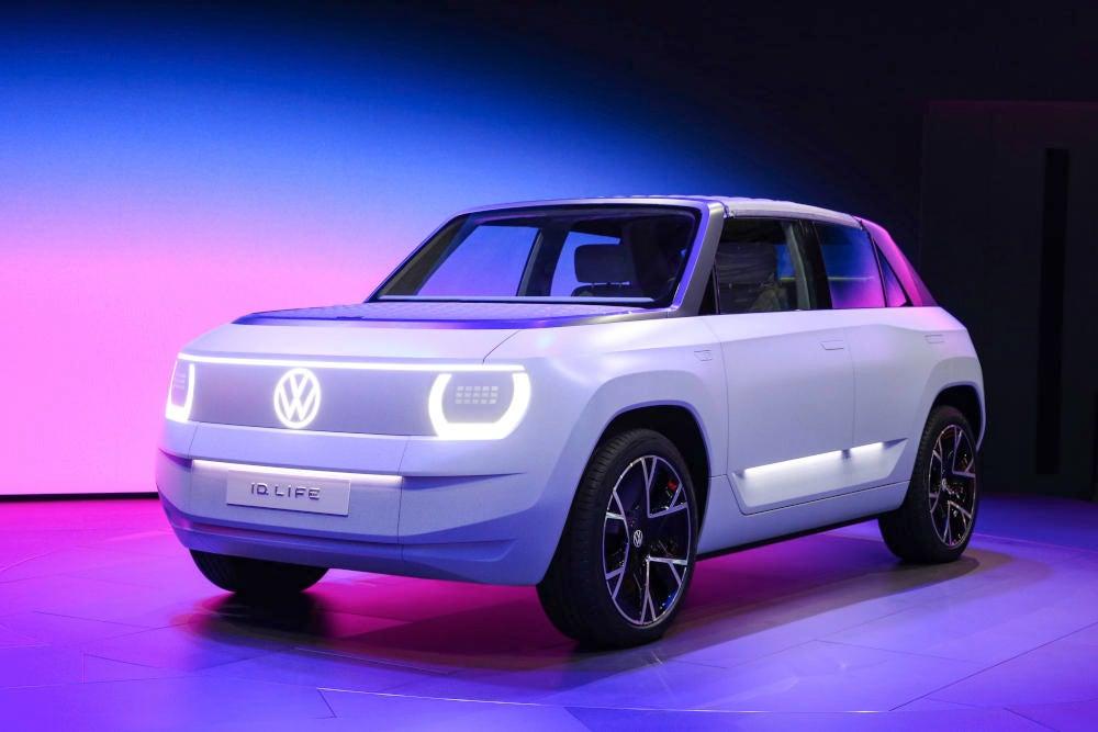 Volkswagen ID. Life Frontansicht