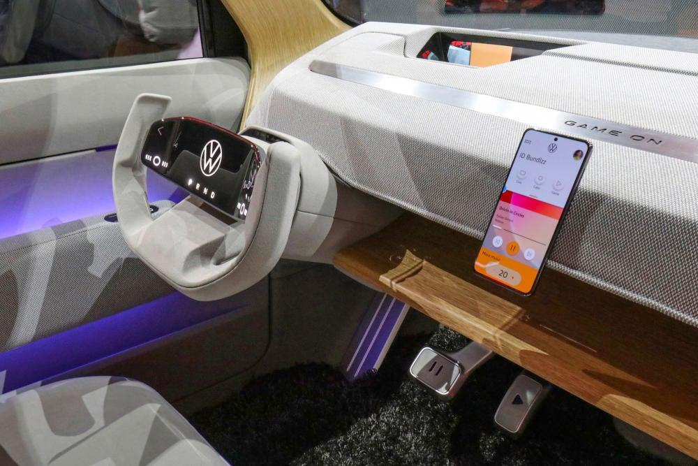 Volkswagen ID Life Interieur