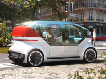 Volkswagen OnePod Studie