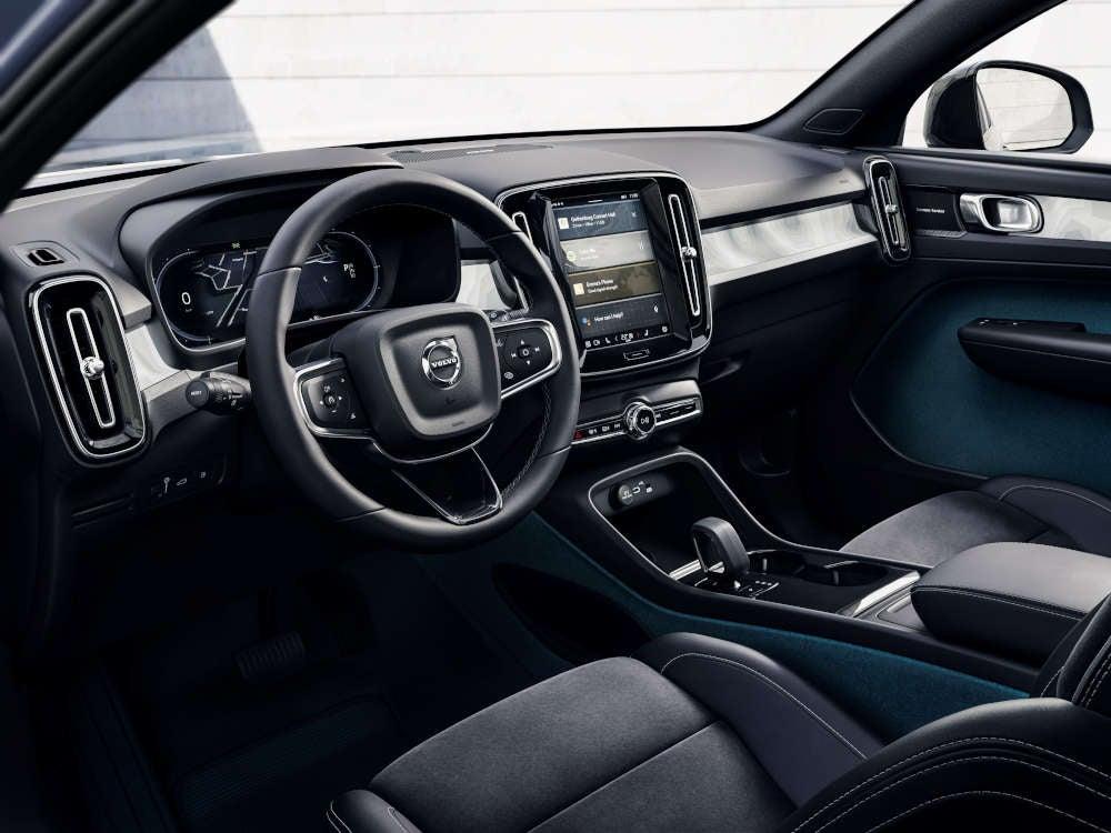 Volvo C40 Recharge Innenraum