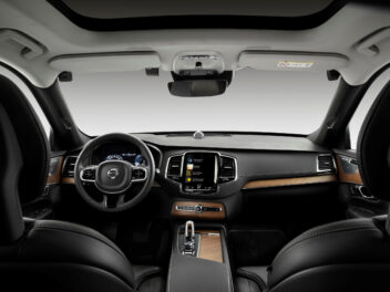 Armaturenbrett von Volvo