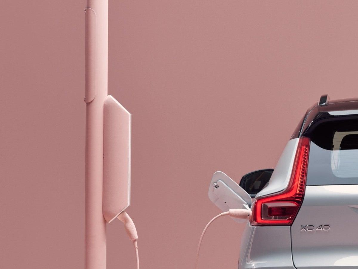 Volvo XC40 Elektro
