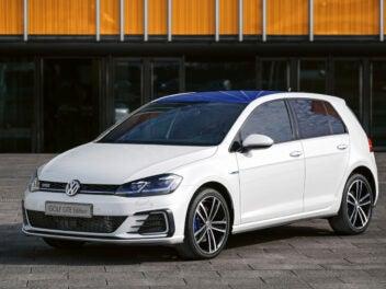 VW Golf GTE Edition