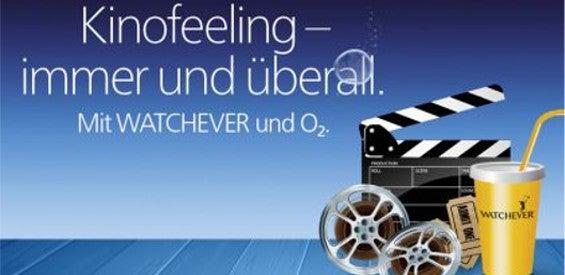 Watchever-Angebot für O2-Kunden
